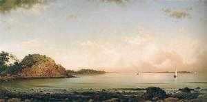Martin Johnson Heade - Spouting Rock, Newport
