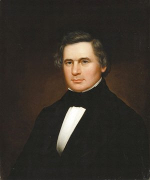 Portrait of Charles Moore