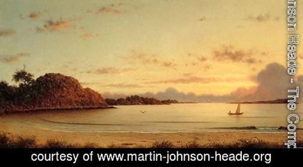 Martin Johnson Heade - Dawn