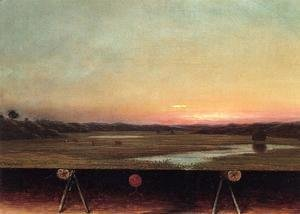 Martin Johnson Heade - Gremlins In The Studio  I