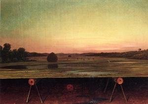 Martin Johnson Heade - Gremlins In The Studio  II