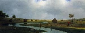 Martin Johnson Heade - Marshfield Meadows