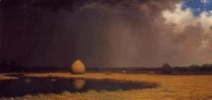 Martin Johnson Heade - Salt Marsh Hay