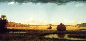 Martin Johnson Heade - Summer Showers